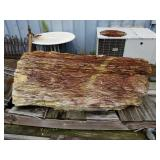 Lot of 2 Beautiful Pieces of Petrified Wood