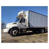 2006 International 4300 Reefer Box Truck