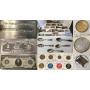 Dean & Marlene Plooster Estate #3 - Coins, Gold, Silver, Postcards