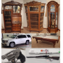 Andy & Doris Spaans Estate Vehicles, Furniture, Household items & Collectibles Online Only Auction