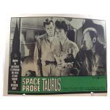 Space probe Taurus movie poster assortment