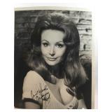 Francine York autographed photo